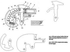 Derringer parts measurets-derringer-blueprint-1-1-.jpg | Бутылка
