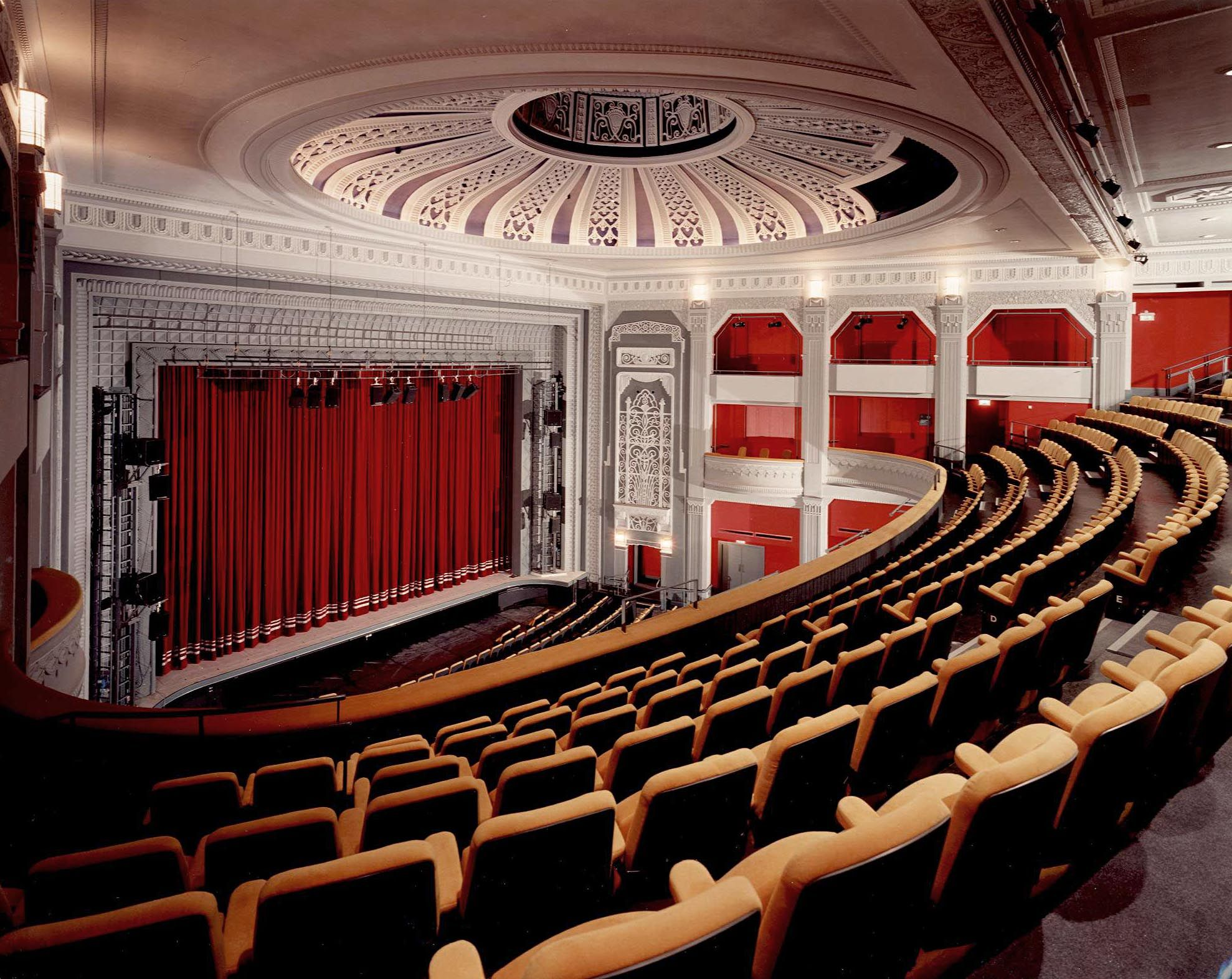 Image result for royal danish ballet auditorium plan
