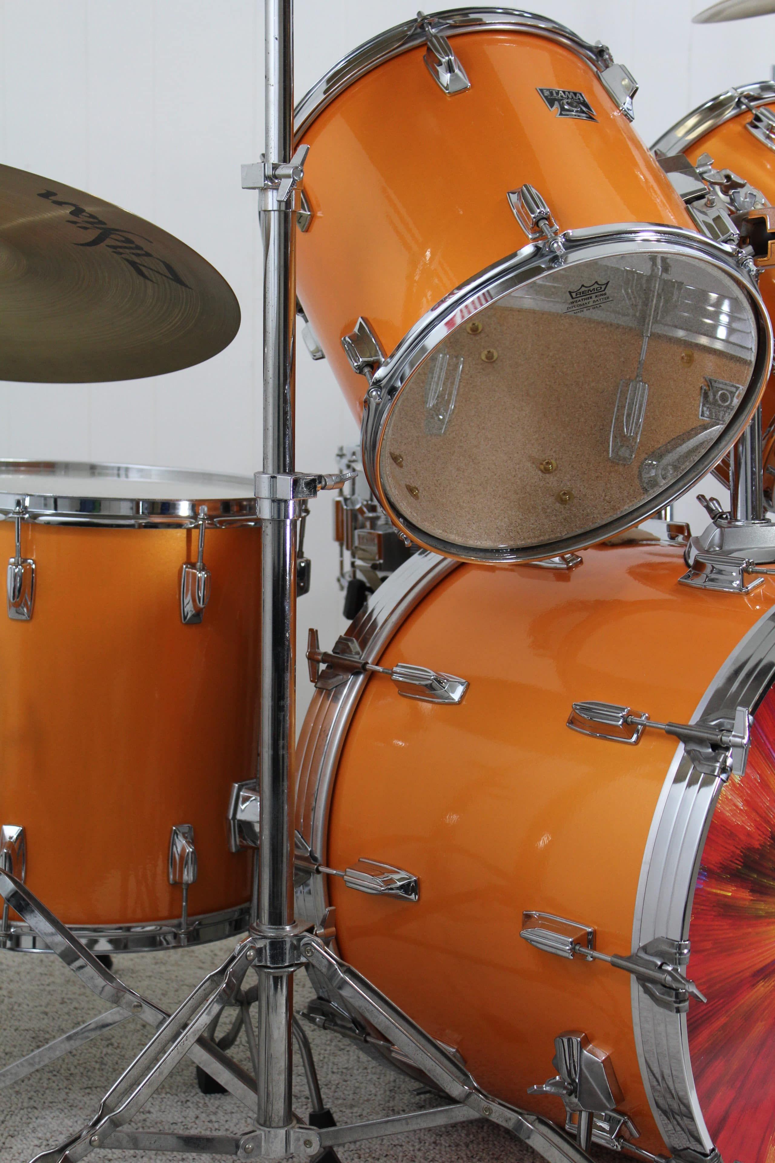 Bright Orange Candy Pearl - Orange Metallic Pigment in ...