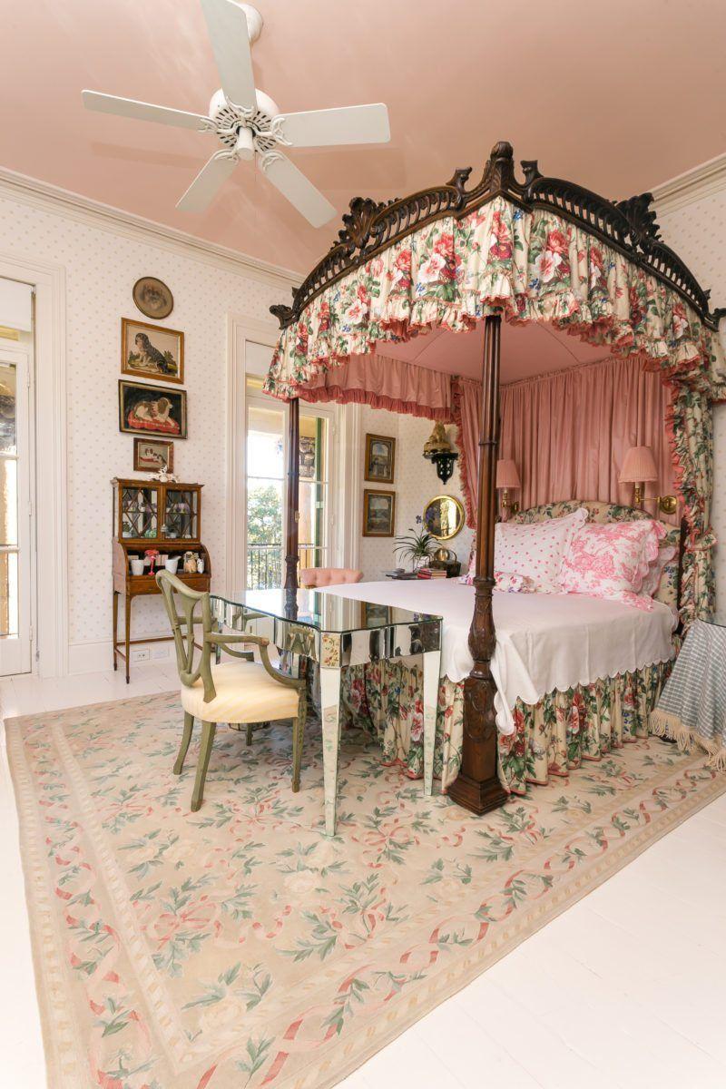 Patricia Altschul\'s Home in Charleston Home + Design | Ideas for the ...