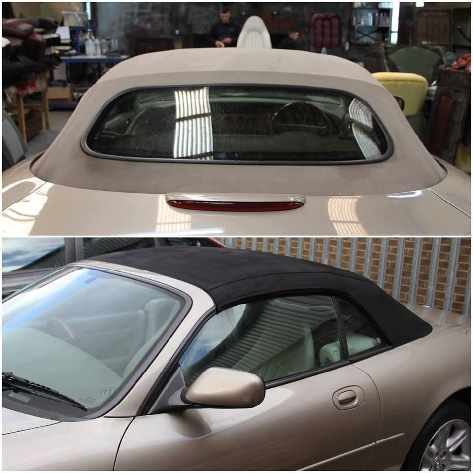Ready For Summer What About Your Convertible Be Sure To Have Your Car Looking Its Best With Our Convertible Roof Res Roof Restoration Restoration Convertible