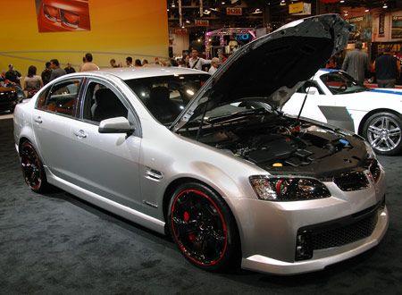 Worksheet. SEMA 2008 Pontiac G8 GXP Street Concept gets rave reviews on show