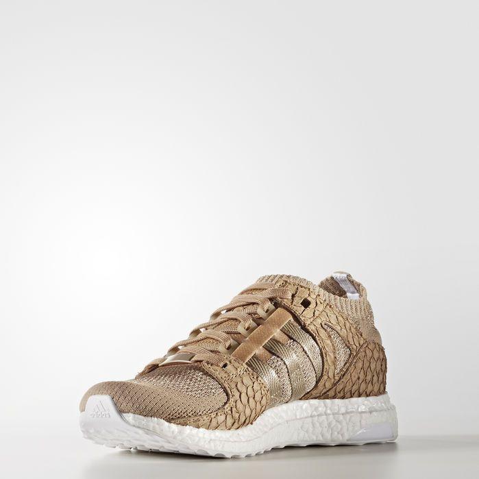 EQT Support Ultra Primeknit King Push Shoes Brown 10.5 Mens