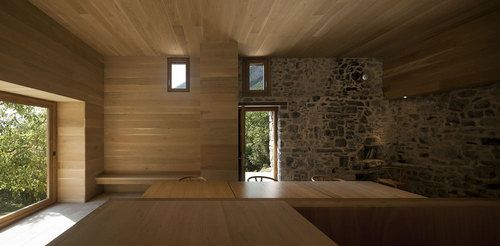 "Arcadi Pla i Masmiquel, Nuria Pla Illa — Restoration of the house ""El Bosquet"""