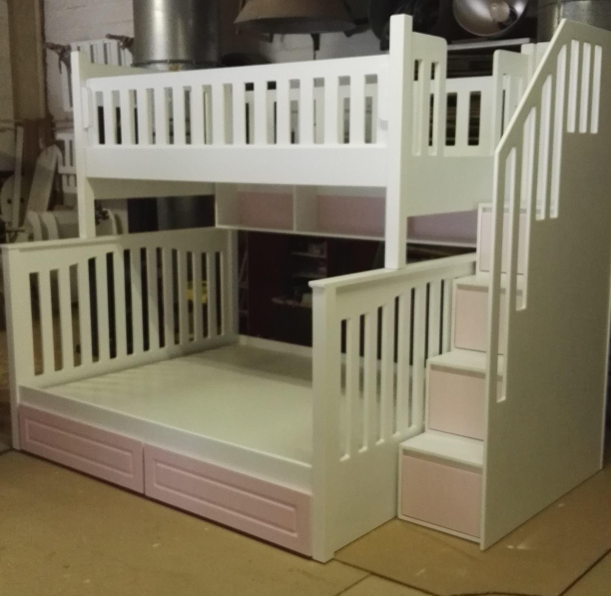 Turn crib into toddler loft bed  Pin by Jolene Field on Kids furniture  Pinterest  Kids furniture