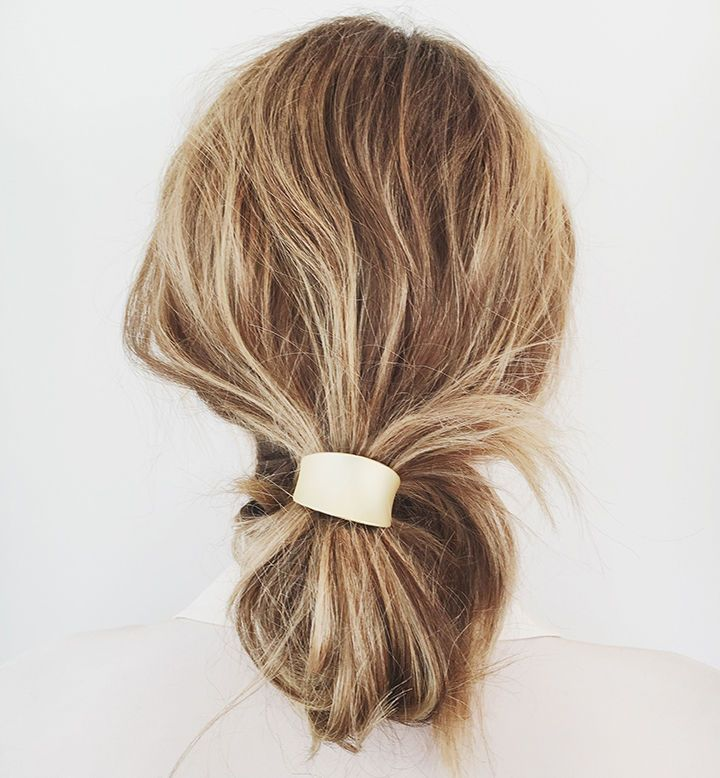 Casual Cute Hairstyle #hairideas #hairstyle