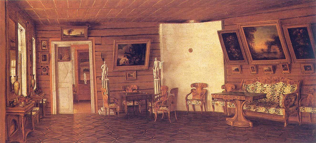 быт дворян 19 века в россии картинки: 14 тыс изображений ...
