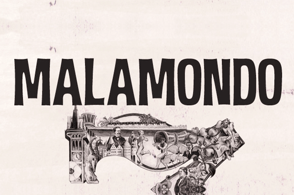 Check out Malamondo -65% off! Now only $17 by Fenotype on Creative Market