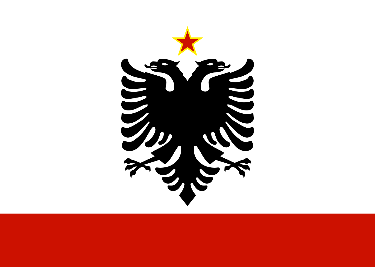 Coloring Pages Kosovo Flag