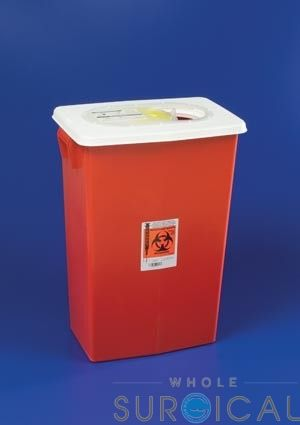 Pin On Sharps Container