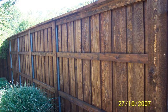 The Wood Fencing Contractor Near Fort Worth Dallas