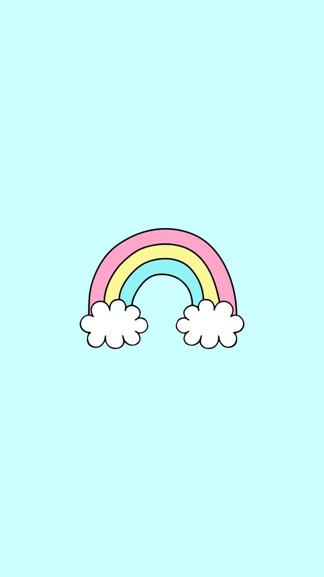 Tumbler Iphone Wallpaper Rainbow Wallpaper Rainbow Wallpaper Iphone Wallpaper