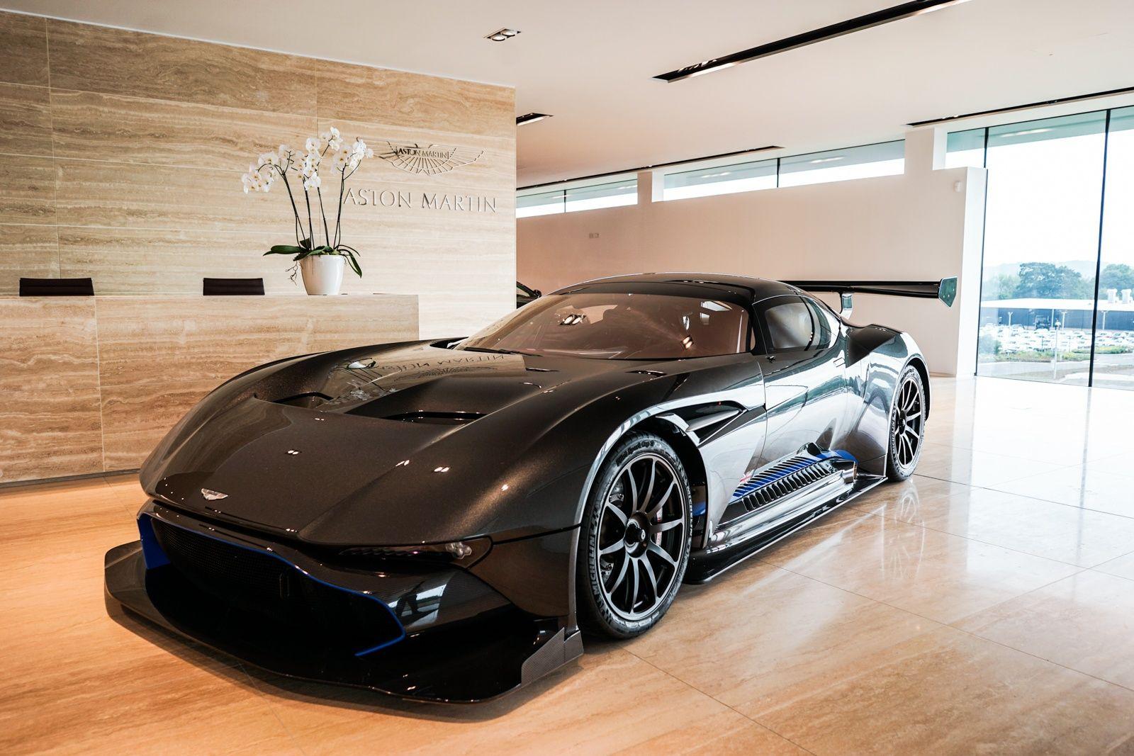 2016 Aston Martin Vulcan Classic Driver Market Aston