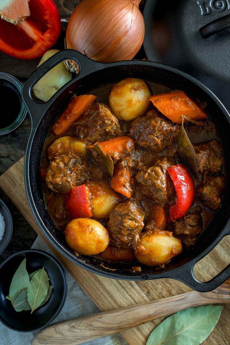 Beef Mechado, Filipino Beef Stew   Recipe   Beef mechado ...