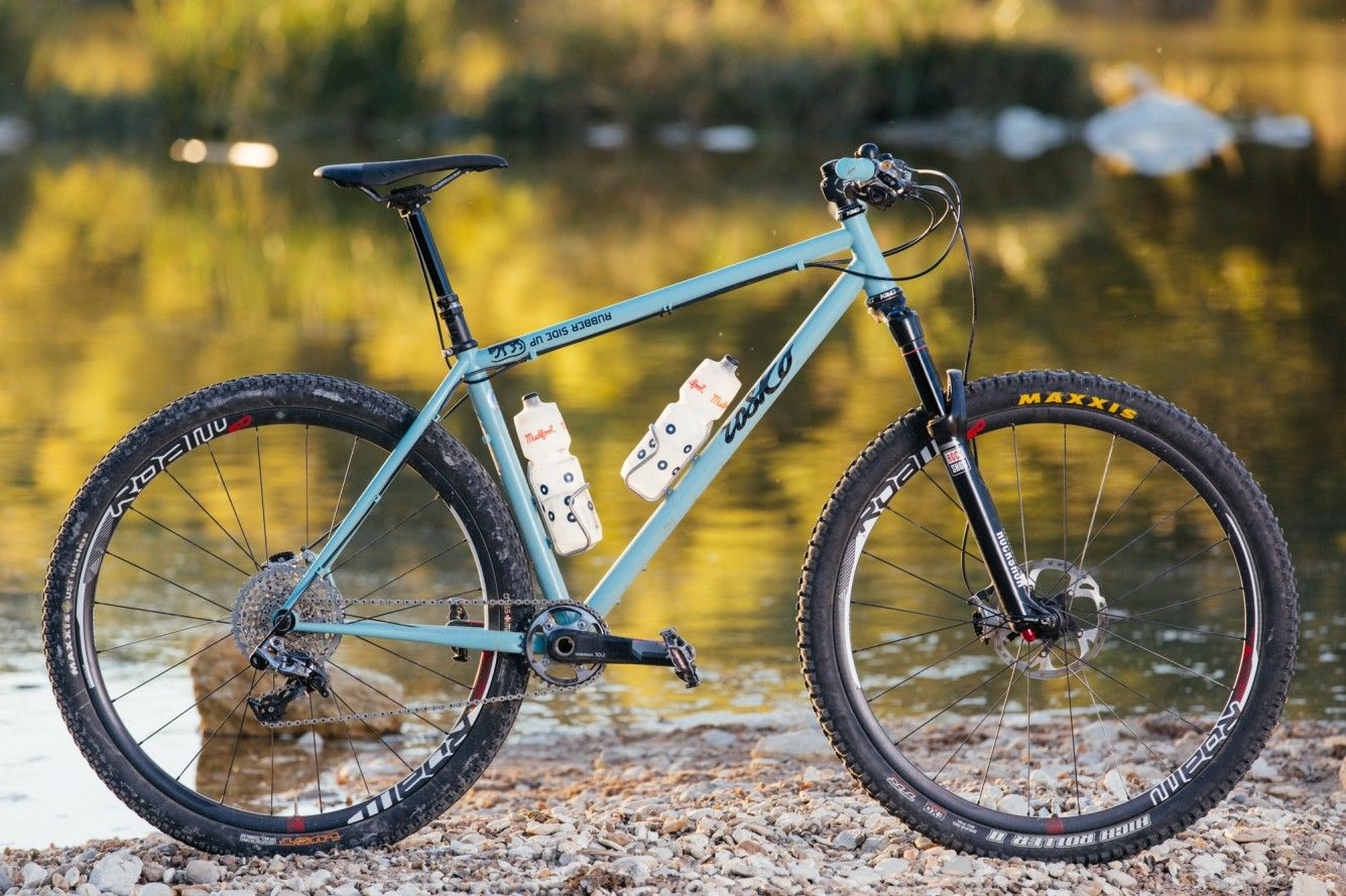 my rowdy rosko hardtail 29 r with xx1 all mountain. Black Bedroom Furniture Sets. Home Design Ideas