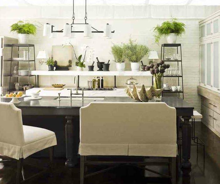 Kitchen by mcalpine booth ferreir kitchens pinterest for Booth kitchen island