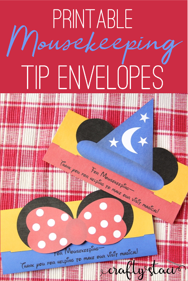 photograph relating to Disney Printable Envelopes identify Mickey and Minnie Mousekeeping Suggestion Envelopes Disney Crafts