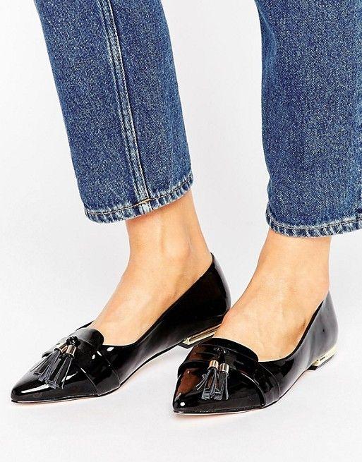 7ce32f96813 Discover Fashion Online Black Flats Shoes