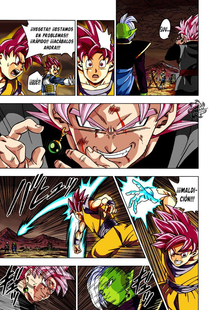 Dragon Ball Super Manga 22 Color Another Page By Bolman2003jump Dragon Ball Super Manga Anime Dragon Ball Super Dragon Ball Super