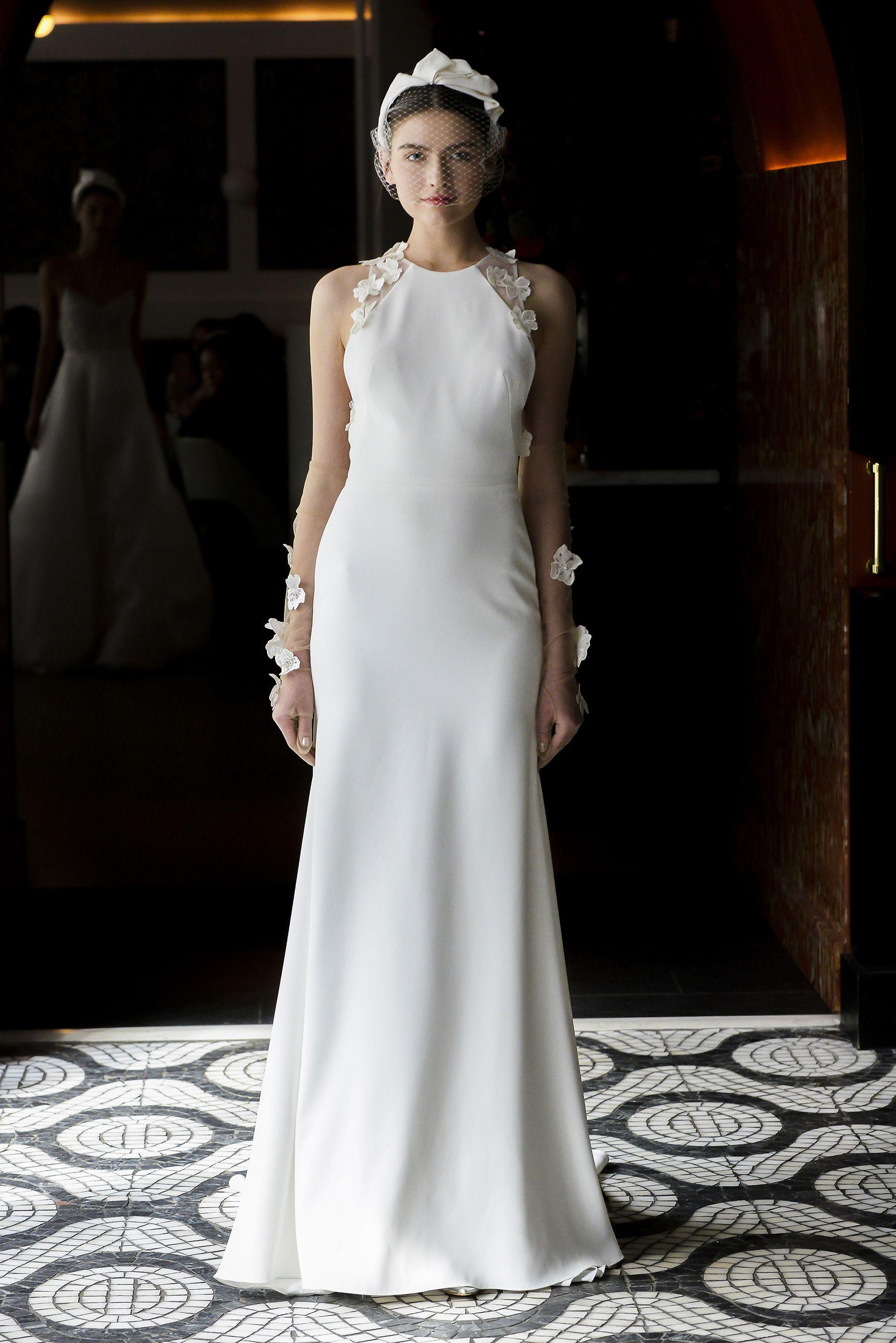 Khloe kardashian wedding dress  Lela Rose Spring  Bridal Fashion Show  The Impression  Fashion