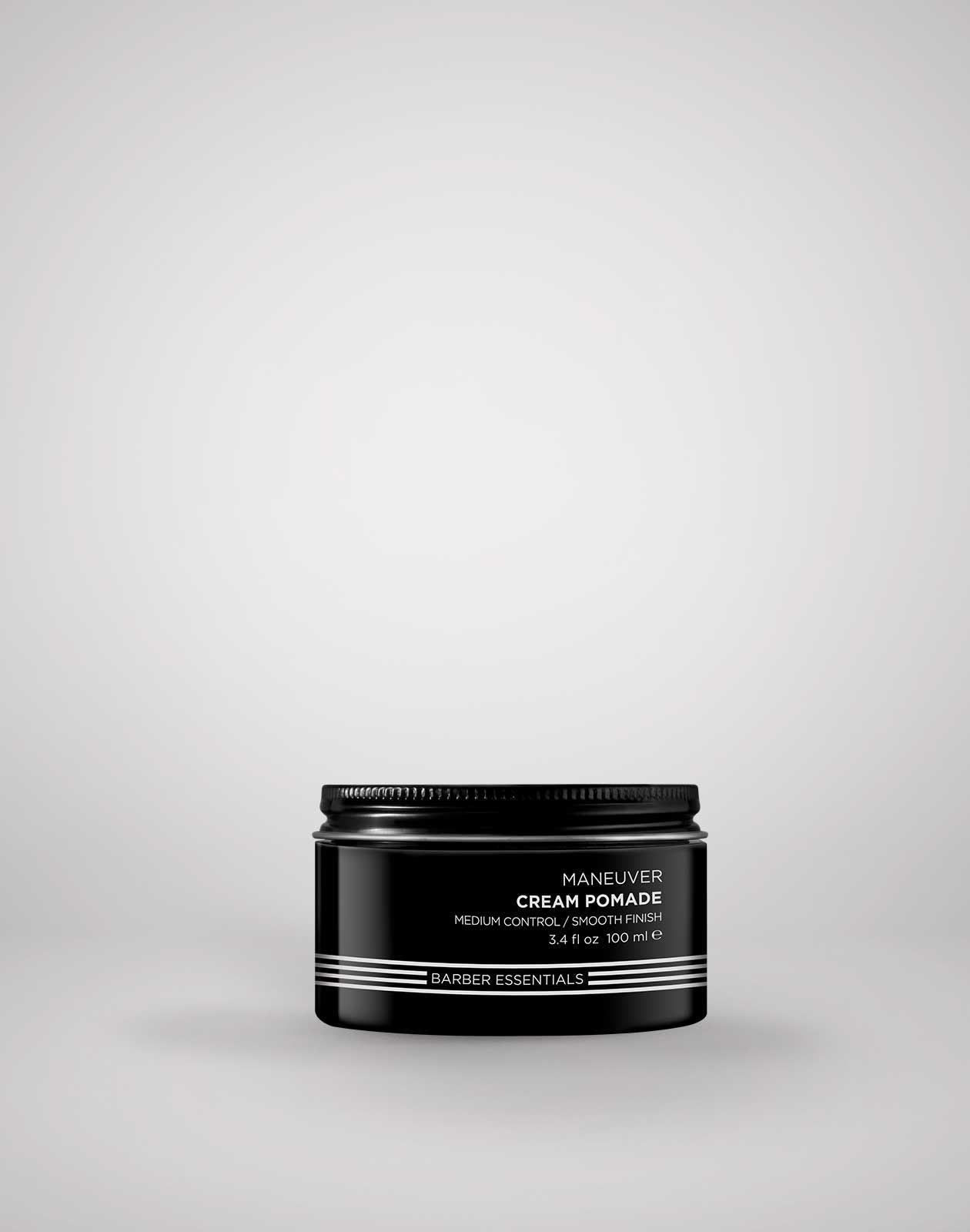 Maneuver Cream Water Based Pomade For Men Redken Mens Pomade Redken Hair Wax For Men