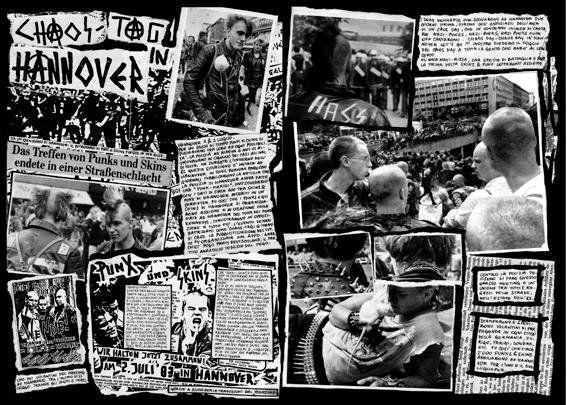 8da77d10 TVOR _ Storia ed iconografia della fanzine Teste Vuote Ossa Rotte chaos-tage
