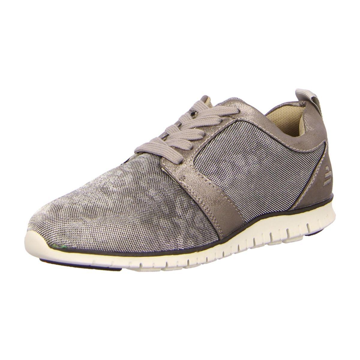 NEU: BULLBOXER Sneaker 173002F5T_SIGUANA - silver -