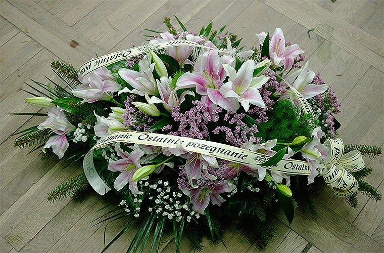 szarfa pogrzebowa - napis - najpopularniejsze wzory. Jak napisać ...