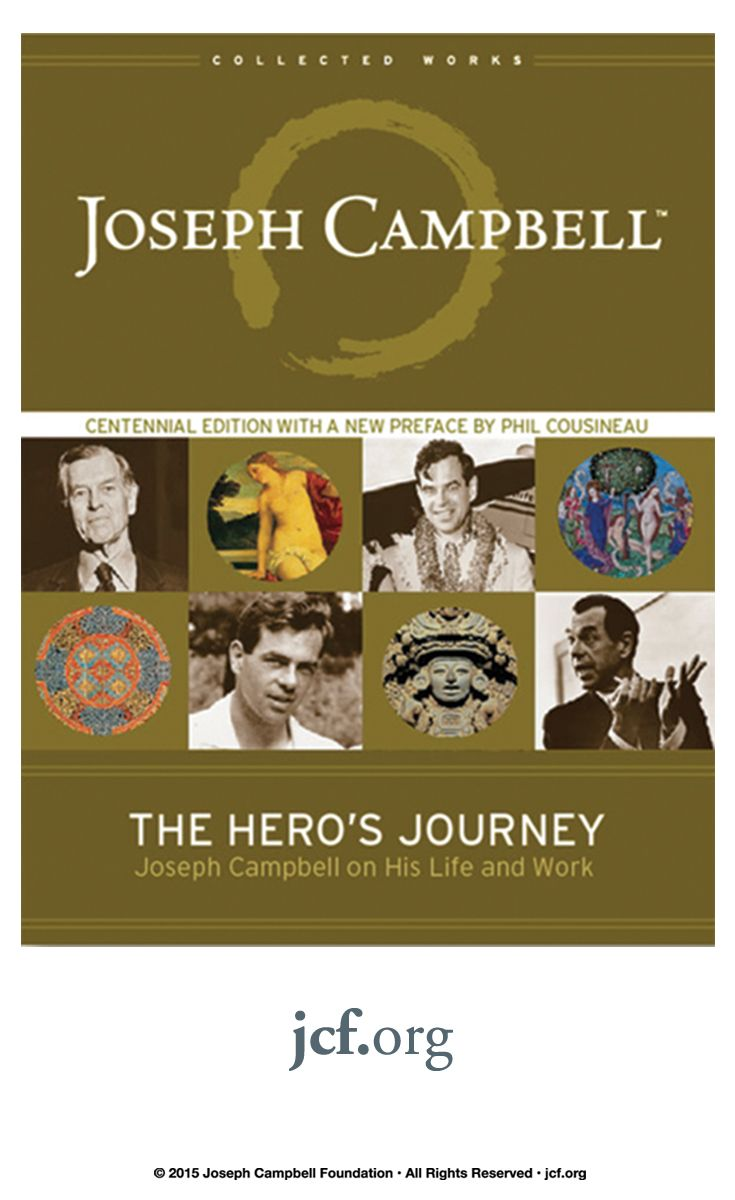 psychotherapy and joseph campbell Joseph campbell, interviewed by bill moyers, uses myths to hype a two-valued self-help psychology that doesn't fit either anthropology or brain science or real psychotherapy.