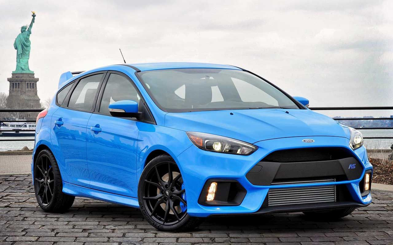 2018 Ford Focus Rs And St Http Www Carmodels2017 Com 2015 12