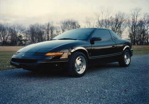 1993 Saturn Sc2 Look At Those Cool Pop Up Lights My 2nd Car