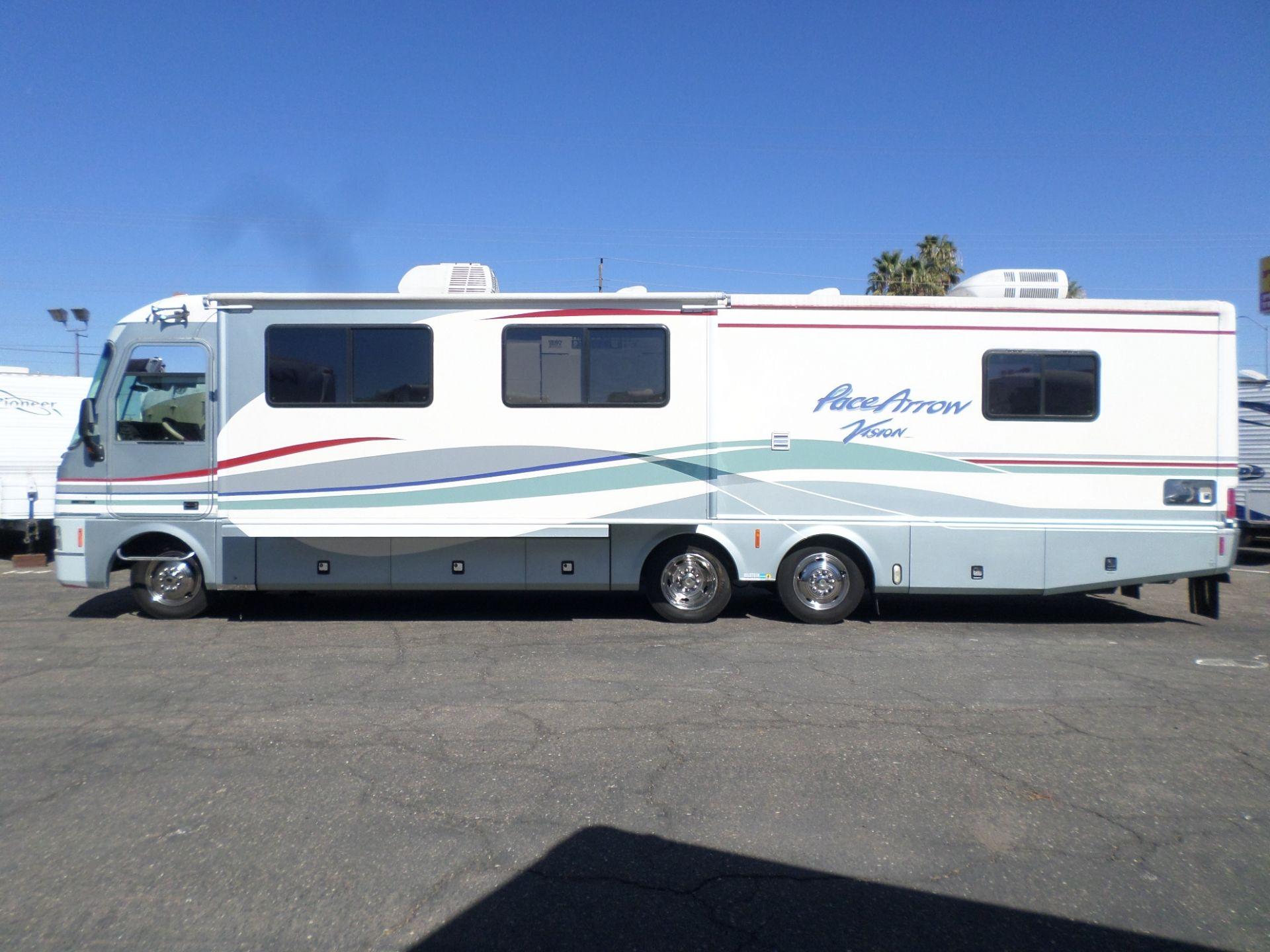 Rv For Sale 1998 Pace Arrow Vision 37 In Lodi Stockton Ca Rv For Sale Camping World Rv Sales Used Rvs For Sale