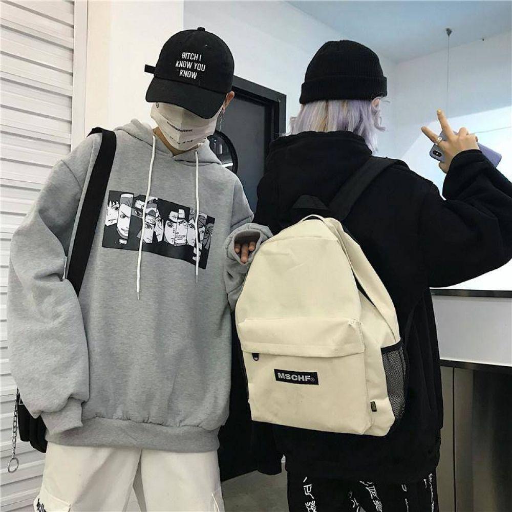 Anime print sweatshirt hoodie by fandom express hoodie