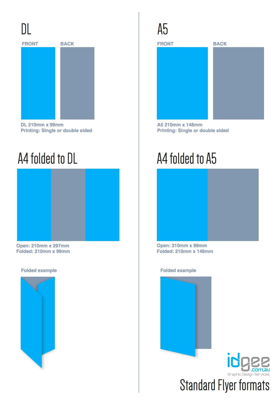 image result for standard flyer size design flyers flyers