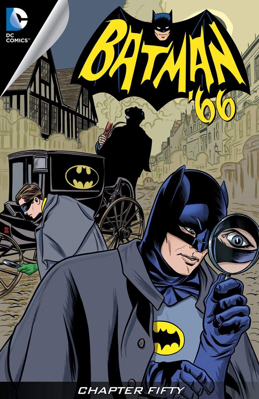 The Batman Universe – Review: Batman '66 Chapter #50