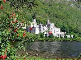 Ireland...my new house. haha