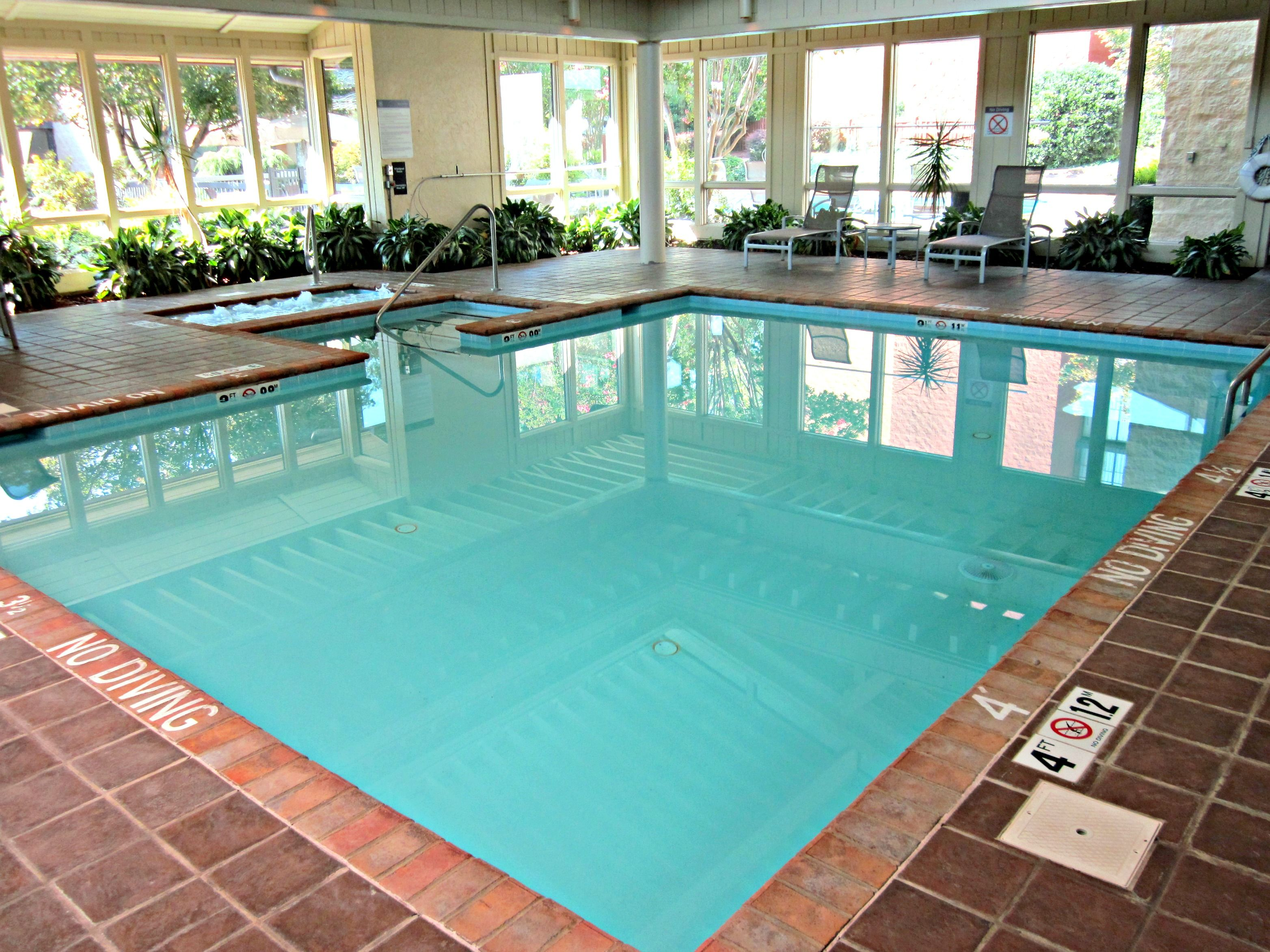 Take Advantage Of The Indoor Pool At The Sheraton Roanoke Hotel And Conference Center In Roanoke Virginia Great For Jacuzzi Spas Roanoke Hotel Indoor Pool