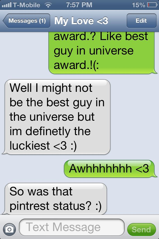 Was that pinterest status?(;   Funny text messages, Funny