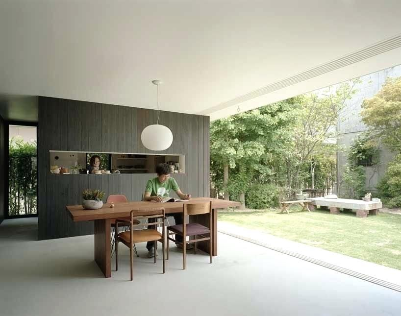 Japanese Modern Minimalist House Design Ma Style Modern Home