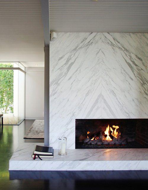 Fireplace Surrounds Design, Granite Fireplace Surround Modern