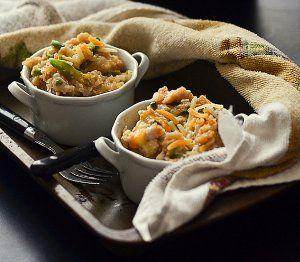 Green Bean Tater Tot Casserole with Chicken | Potatoe ...