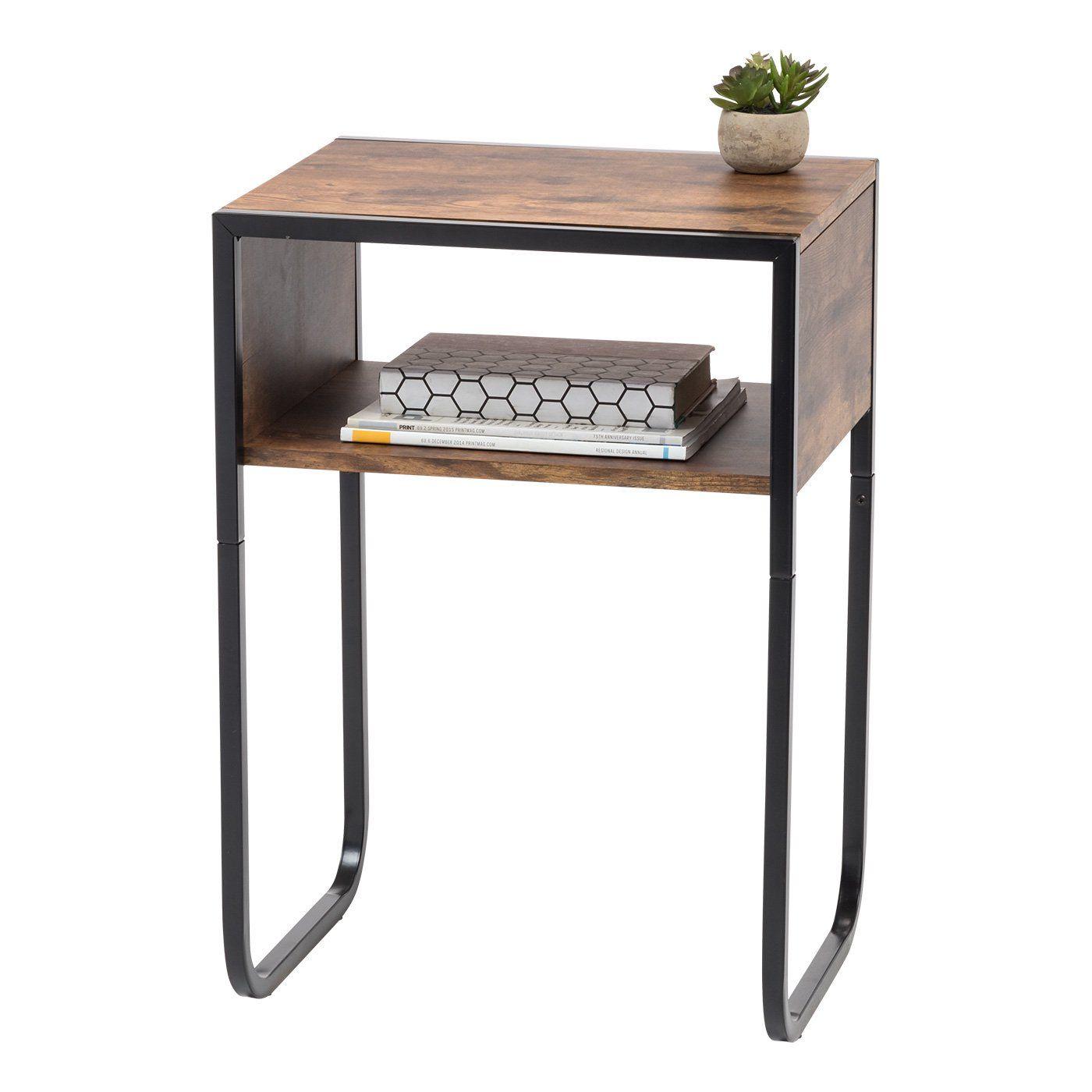 iris usa small space living room side table  walmart