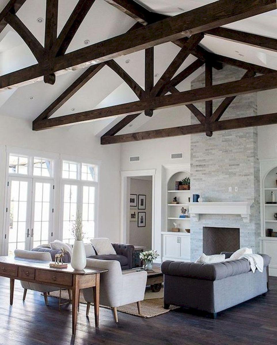 80 Best Furniture For Modern Farmhouse Living Room Decor Ideas 16