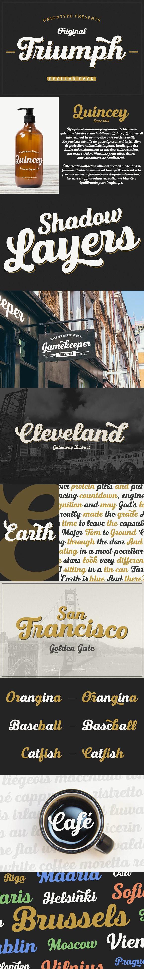 Ut Triumph Regular Pack 30 Off Script Fonts Script Fonts Vintage Fonts Cursive Fonts