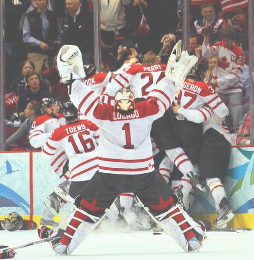 Without Question One Of My Favourite Pictures Of All Time Team Canada Hockey Team Canada Olympic Hockey