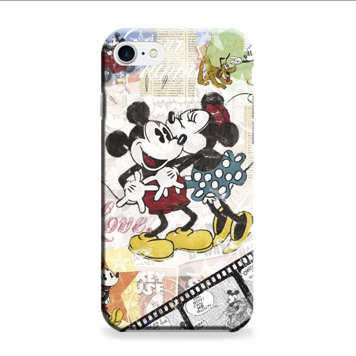 Minnie And Mickey Mouse iPhone 7 Plus 3D Case