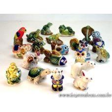 Incensário Mini de Cerâmica - Varios Modelos - R$ 3,90