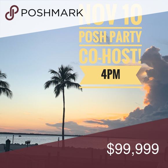 11/10 Sunday Posh Party Co-Host 4pm Looking forward to co-hosting!  Send me your closets if you haven't had a host pick yet!  My Instagram is @ ShopMiamiRemix lululemon athletica Dresses #myposhpicks