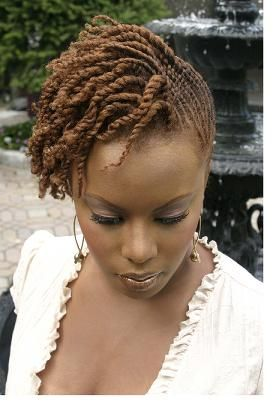 Twist Hairstyle Entrancing Flat Twist And Two Strand Combo Once My Hair Gets Longer