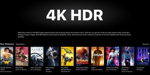 [Hot] Top 9 Sites to Watch/Download 4K Movies Movies